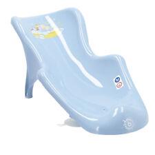 Babybadesitz blau Badesitz Baby Badewannensitz 0 bis 6 M antirutsch Badewanne