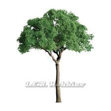 "JTT Scenery Green Jacaranda Tree N-Scale 2"" Professional, 4/pk 94286"