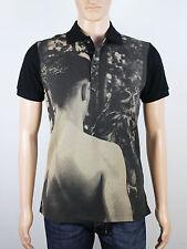 Diesel Short Sleeve Slim Casual Shirts & Tops for Men