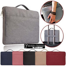 """For 11.6"""" 14"""" 15.6"""" Carry Laptop Notebook Sleeve Pouch Case Bag"""