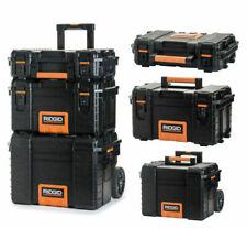 RIDGID 22 Inch Pro Tool Box - Black (1000543428)