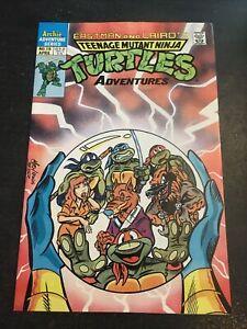 Teenage Mutant Ninja Turtles Adventures#19 Awesome Condition 7.5(1991)