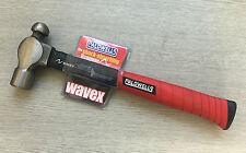 Caldwells Wavex Bola Pein Martillo - 1 lb (approx. 0.45 kg)/16 OZ (approx. 453.58 g) - Amortiguador
