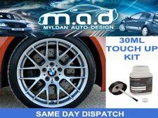 BMW accessoire argent 2 - B20 peinture retouche Roue Alliage 30ml Curb rayures M