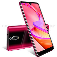 """6.3"""" Large Screen Android 9.0 Cheap Cell Phone 2 SIM 3G Unlocked Smartphone WIFI"""
