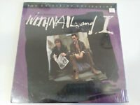WITHNAIL AND I PAUL McGANN CRITERION COLLECTION LASERDISC LD LASER DISC NUEVO
