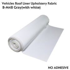 Automotive Upholstery Headlining Headliner Fabric Foam Backing Replace 60
