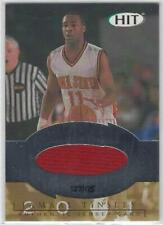 Jamaal Tinsley Isu Iowa State Cyclones Basketball 2001 Sage Jersey Card #127/175
