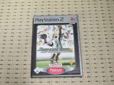 Smash Court Tennis Pro Tournament 2 per PlayStation 2 ps2 PS 2 * OVP * P