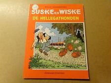 STRIP / SUSKE EN WISKE 208: DE HELLEGATHONDEN | 1ste druk