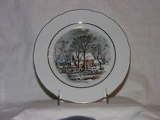 Vintage Avon Representative Award Plate, 1977