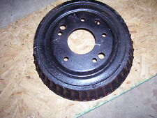 12 BOLT.10 BOLT CHEVY BRAKE DRUMS CHEVELLE,CAMARO,NOVA,GM BLASTED,cut