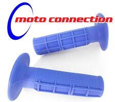 RACELINE G-FORCE BLUE GRIPS FOR YAMAHA TTR90 TTR125 TTR230 TTR