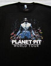 PITBULL planet pit 2012 world tour XL concert T-SHIRT
