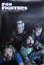 FOO FIGHTERS POSTER, ECHOES, SILENCE (J5)