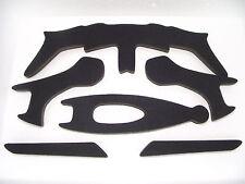 Fox Flux Aftermarket Helmet Replacement Foam Pads Cushions Kit Bike Liner Set