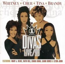 VH1 Divas Live 1999 by Various Artists (CD, Nov-1999, Arista) Sealed BRAND NEW