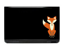Sly Fox sticker decals laptop automotive netbook window stickers