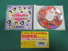 PCEngine SUPER CD-ROM -- Sexy Idol Mahjong -- JAPAN. GAME Clean & Work. 13827