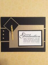 Stampin Up  👨🏻🎓 👩🎓 Graduation Card With Envelope