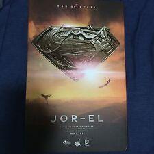Hot Toys Superman Man of Steel: 1/6 Jor-El New