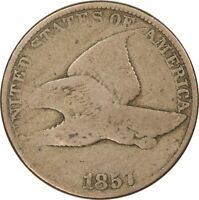 1957,1c, Flying Eagle Cent - Collectors coin