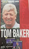 Dr DOCTOR WHO: A Sci-Fi Audience With Tom Baker (1997) VHS + DVD Copy! VERY RARE