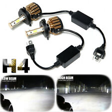 H4 HB2 9003 4-Side LED Headlight Conversion Kit 980W 147000LM High Low Beam Bulb