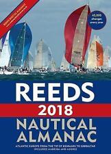 Reeds Nautical Almanac 2018 by Perrin Towler