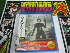 biohazard V resident evil japan china new import Blu ray Rare film movie film