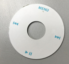 Apple iPod Mini 1G & 2G Blue ClickWheel Cover w/o Center Button
