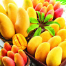 2Pcs Mango Fruit Seeds Ordinary Perennial Bonsai Tasty Sweet Juicy Gaeden