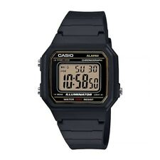 Casio Digital LCD Watch Classic Illuminator with Chrono Timer Alarm  W-217H-9AV
