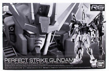 Gundam 1/144 RG GAT-X105+AQM/E-YM1 Perfect Strike Model Kit Bandai Exclusive