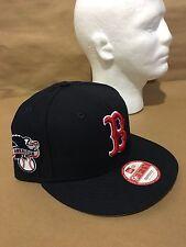 New Era 9FIFTY Boston Red Sox Baycik Snap Navy OSFA Snapback Original Fit