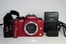Panasonic LUMIX DMC-G1 12.1 MP Digital Camera Body