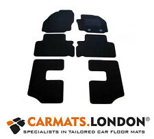 Ford SMAX 7 Seater 2006 - 2012 Tailored Car Floor Mats Complete Fitted Set, Oval