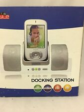 JUST Mobile Docking Station For MP3 CD Player & More