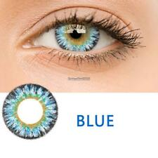 Big Eyes Colored Contacts Lenses Cosmetic Cosplay Party Makeup Circle Lens EA365