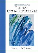 Introduction to Digital Communications by Pursley, Michael B.