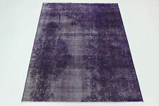 look antique DESIGN VINTAGE délavé PERSAN TAPIS tapis d'Orient 2,40 x 1,77