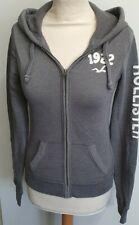 Hollister Womens Zip Hoodie Size XS