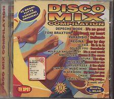 Disco Mix Compilation - DEPECHE MODE PARADISIO REGINA DATURA CHASE CD NEAR MINT