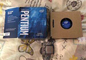 Intel Pentium G4400 3.3Ghz CPU