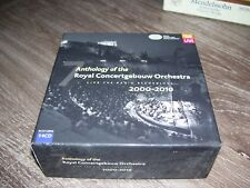 Anthology of the Royal Concertgebouw Orchestra, Vol. 7: 2000-2010 14 cd box
