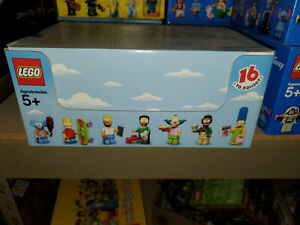 LEGO 71005 The Simpsons Series 1 CMF Case Box of 60 Minifigure  SEALED