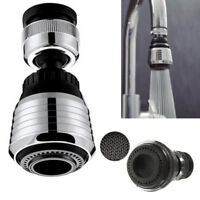 360 Rotate Swivel Faucet Nozzle Torneira Water Filter Adapter Water Taps