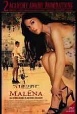 MALENA Movie POSTER 27x40 Monica Bellucci Giuseppe Sulfaro Luciano Federico