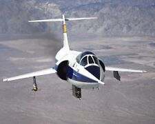 F-104 Starfighter I Flug Vorderansicht 8x10 Silber Halogen Fotodruck