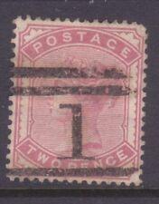 Sg168 3d Rose Aberdeen 1 Pmk Cat £100